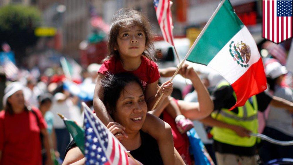 mexicanos en usa