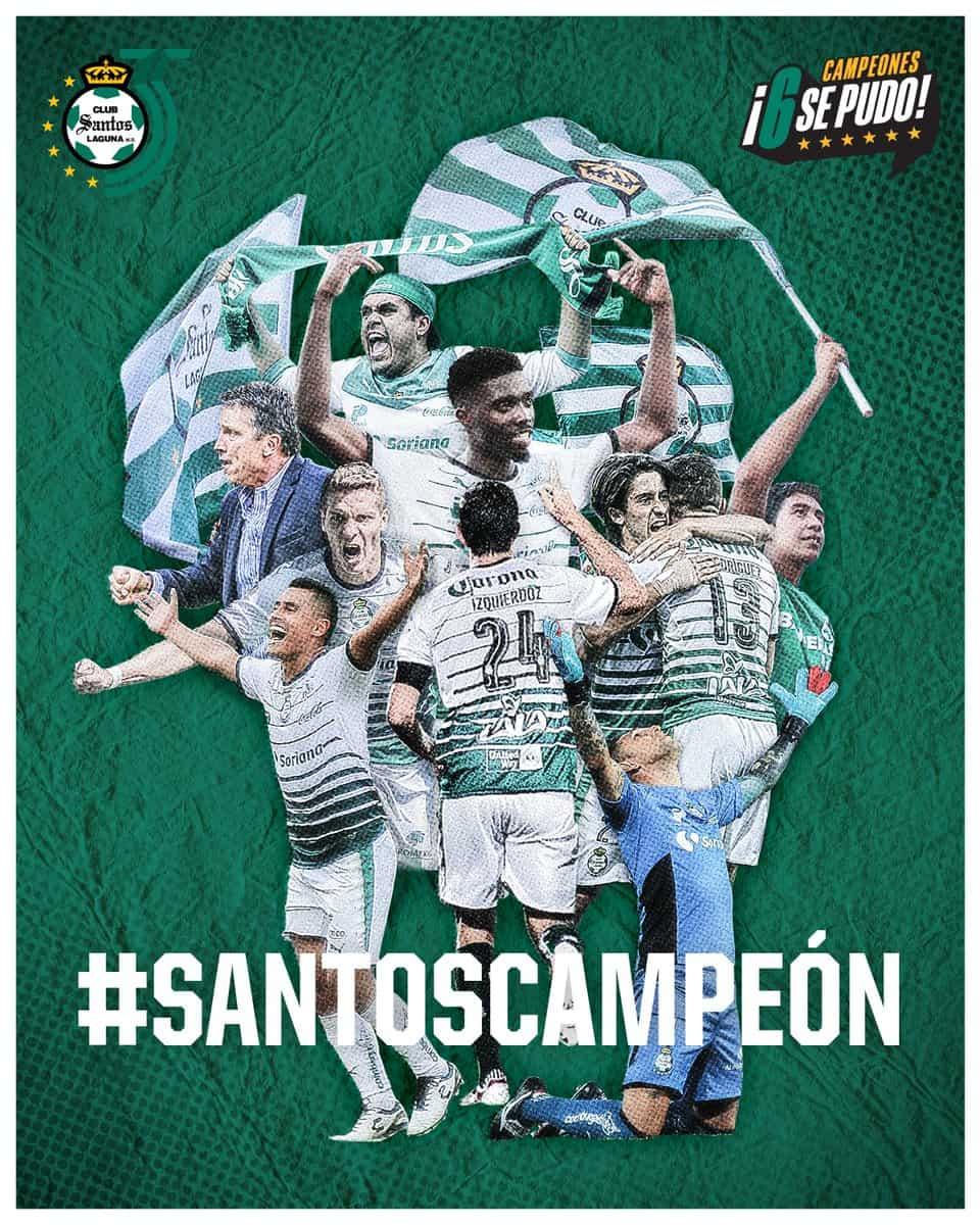 Foto vía: Club Santos