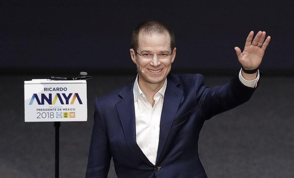 Foto vía  Noticieros Televisa