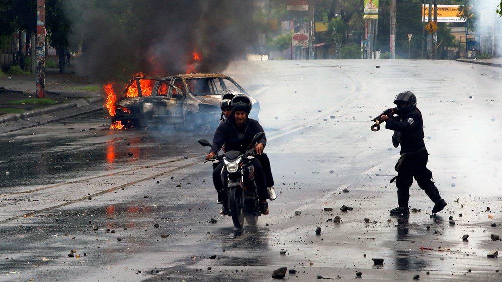 Foto vía: Al Jazeera