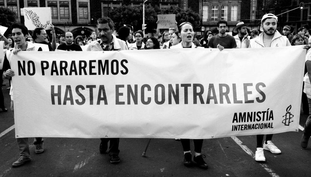 Foto vía:Amnistía Internacional