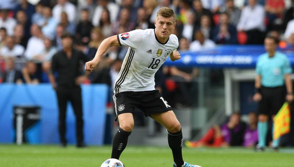 El mediocampista alemán es el equilibrio del Real Madrid.