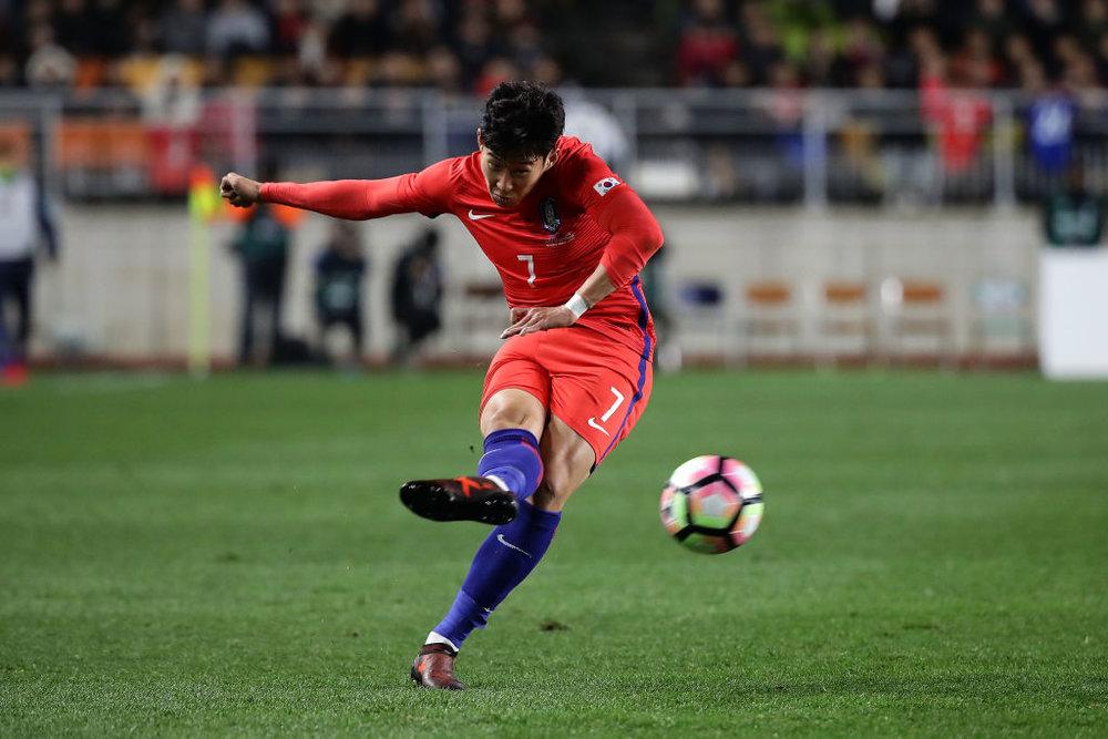 La jóven estrella Coreana, brilla en el Tottenham de la Premier League.