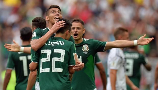 """¡Resultado histórico! El """"tri"""" derrota con categoría a los actuales campeones del mundo. Foto vía El Comercio"""