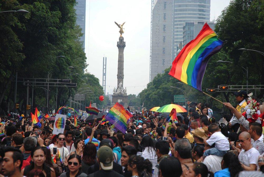 cdmx orgullo gay