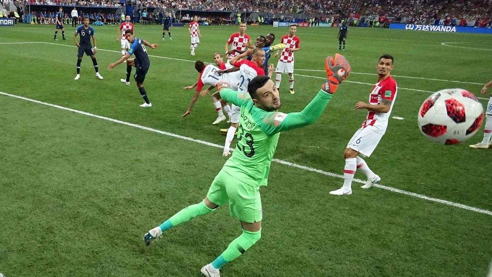 Francia croácia 2018 rusia