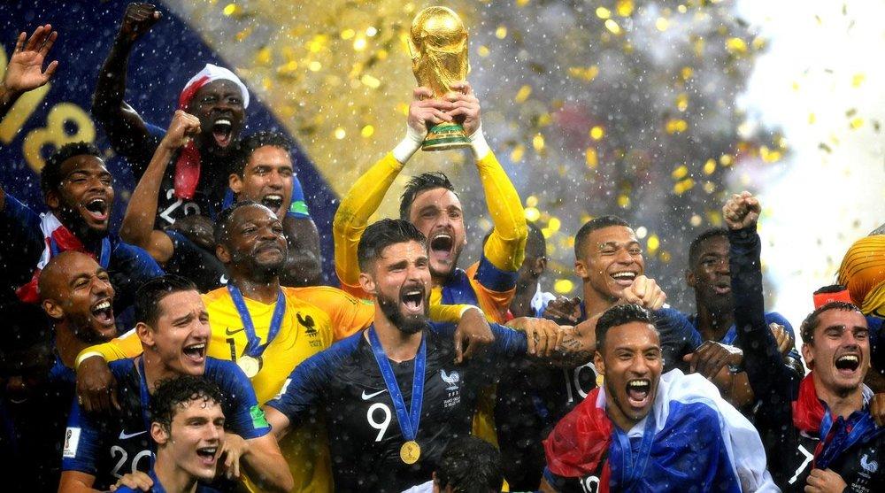 Francia Copa Mundial 2018