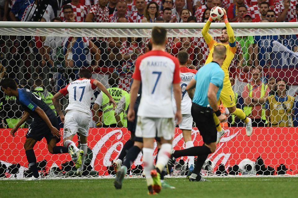 Croacia Francia 2018 Rusia mundial