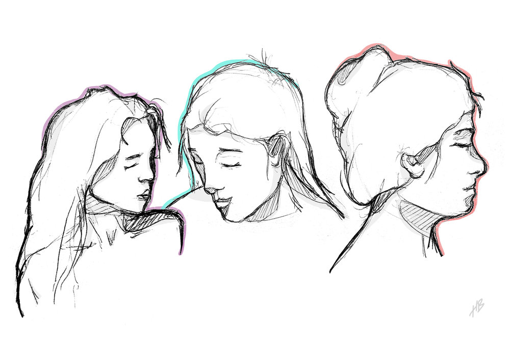 Ilustración por  Marco HB