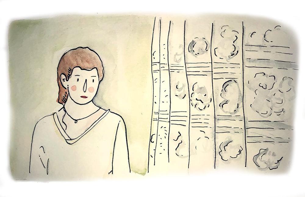 Ilustrción: Esteban A. Catalán