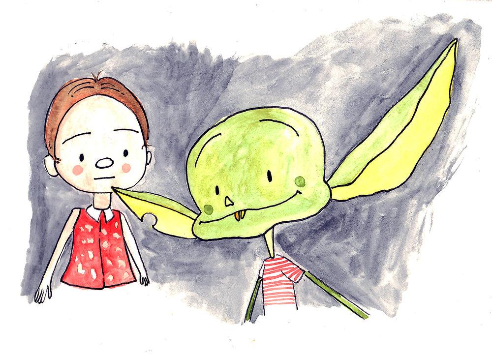 Ilustración: Esteban A. Catalán