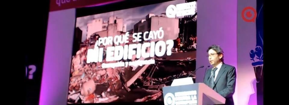 Imagen Extraída de la página oficial de Facebook de: Mexicanos Contra la Corrupción