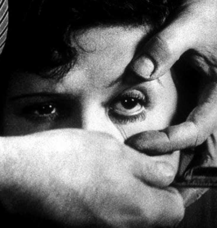 Un perro andaluz . 1929. Luis Buñuel