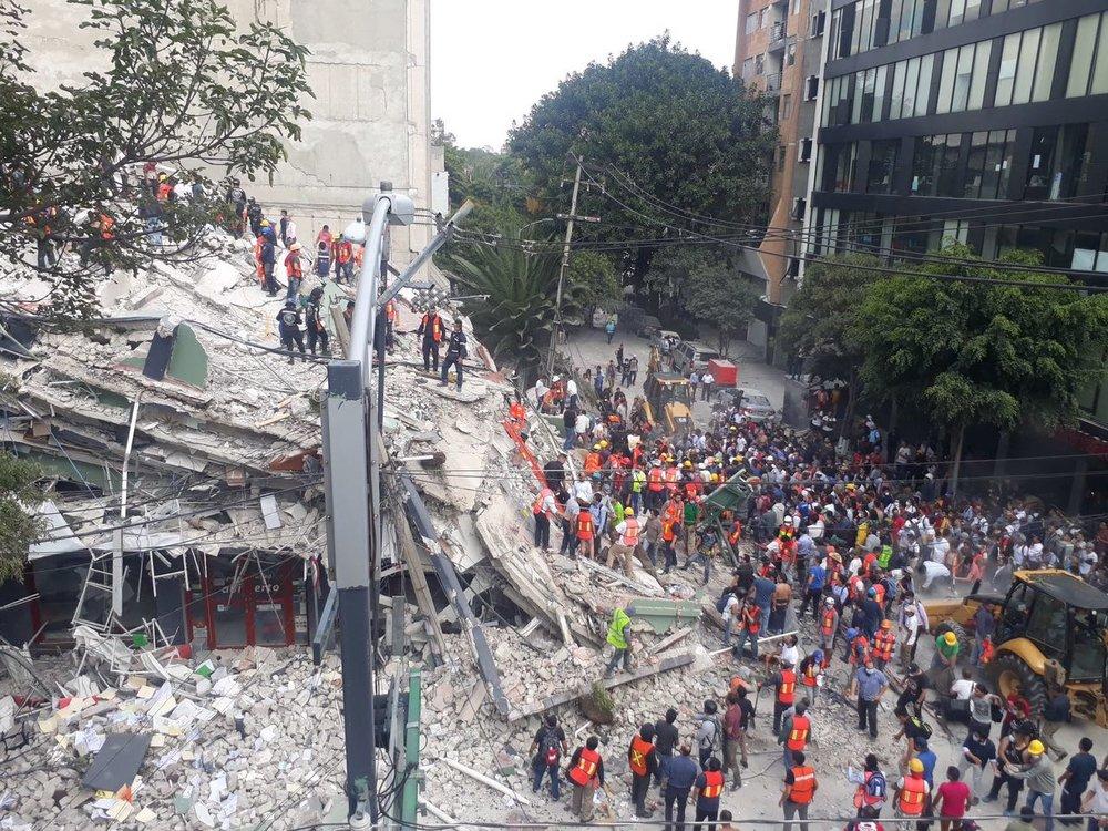 Foto vía Pedro Canché Noticias