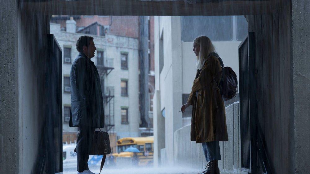 Emma Stone y Jonah Hill.