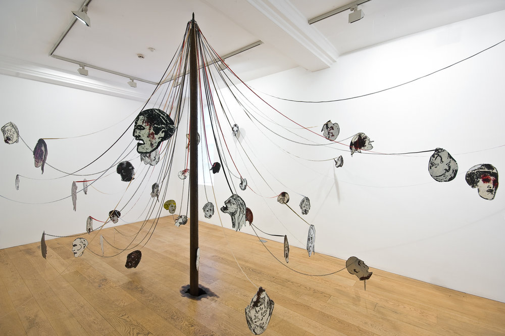 Imagen vía Anthony Reynolds Gallery