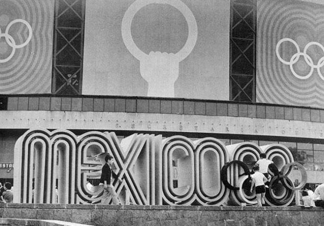 La Innovacion Tecnologica De Los Juegos Olimpicos Del 68 Ibero