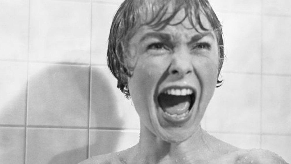 Janet Leigh como Marion Crane en  Psycho