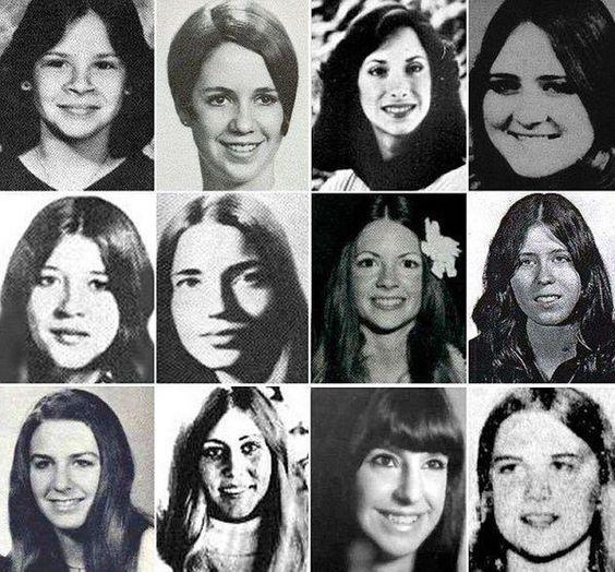 Algunas víctimas de Ted. Foto: Pinteres