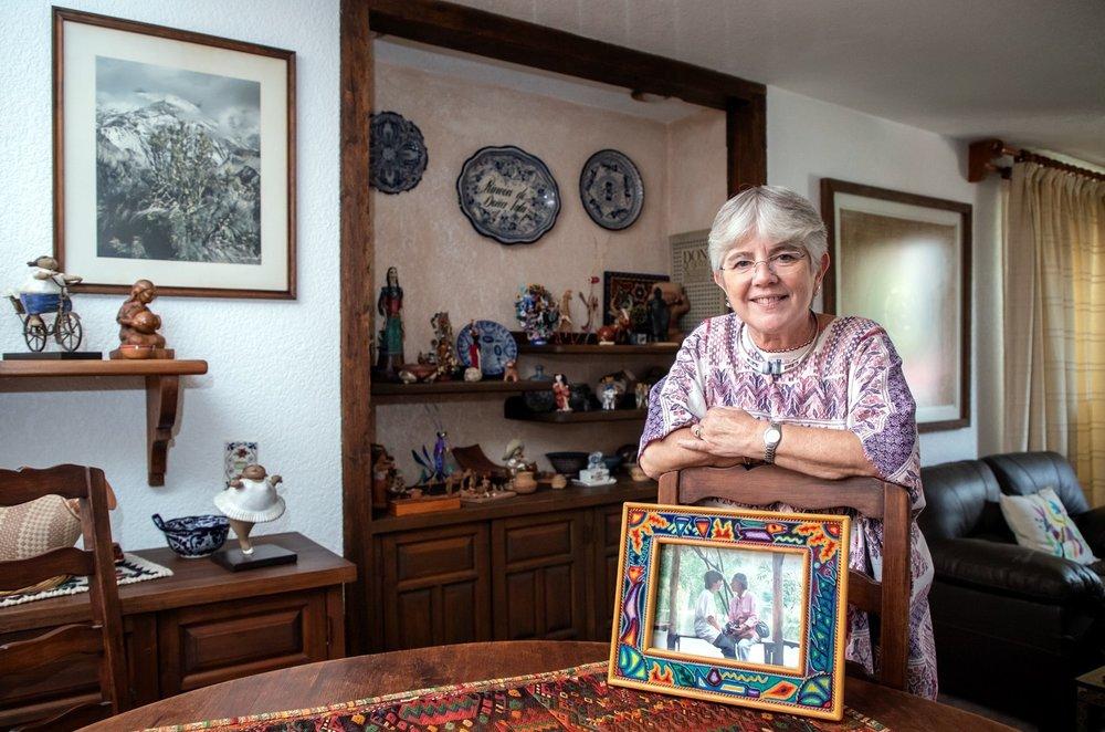 Alicia Elena Pérez Duarte