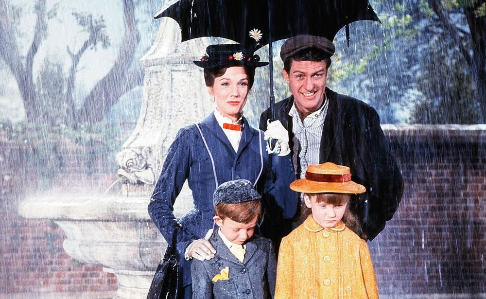 Mary Poppins , 1964