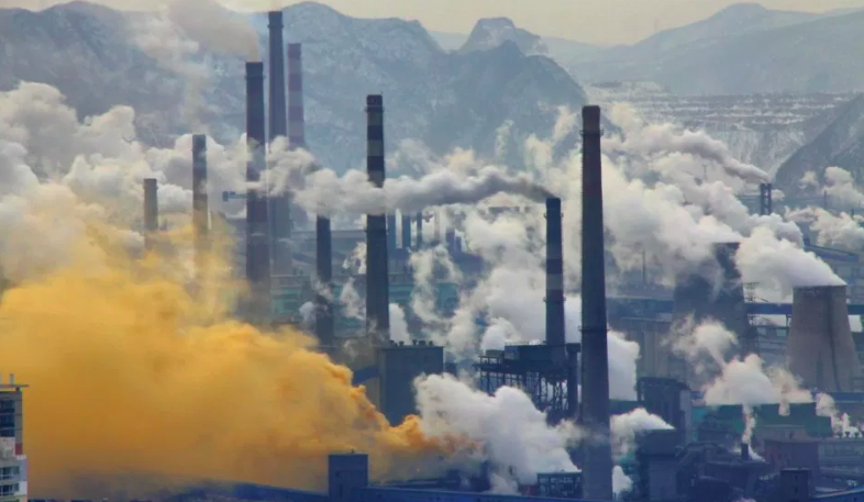 Contaminación cambio climático, acuerdo de paris.