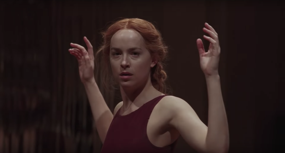Dakota Johnson,  Suspiria