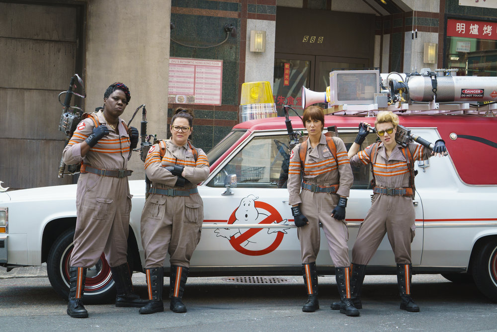Ghostbusters , 2016