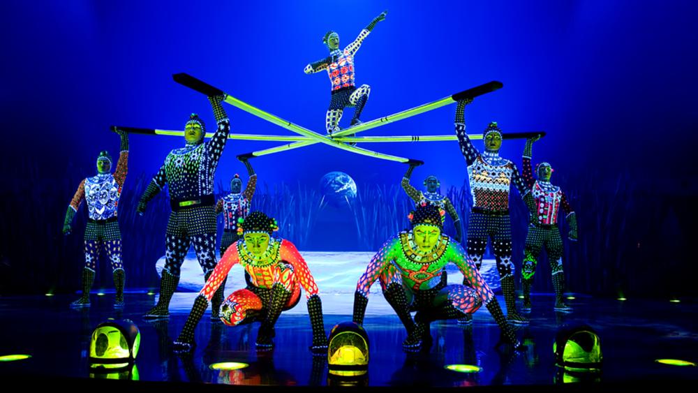 Cirque du Soleil: Totem   en el Royal Albert Hall