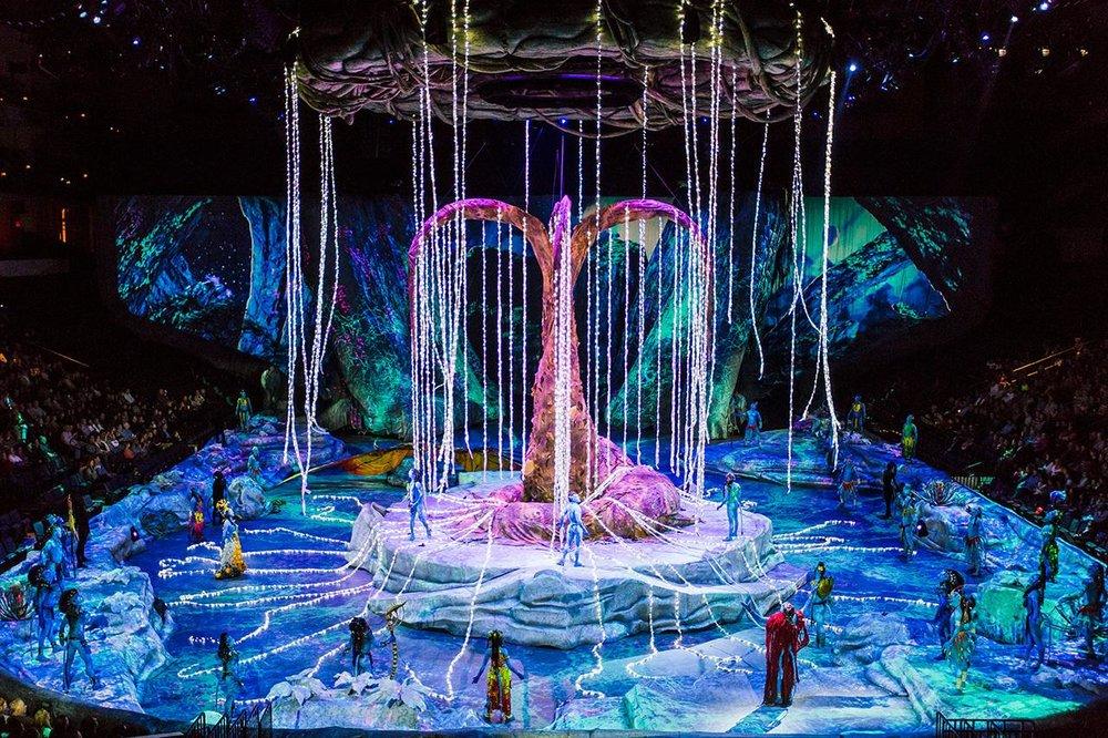 Cirque du Soleil: Toruk: The First Flight   en Praga