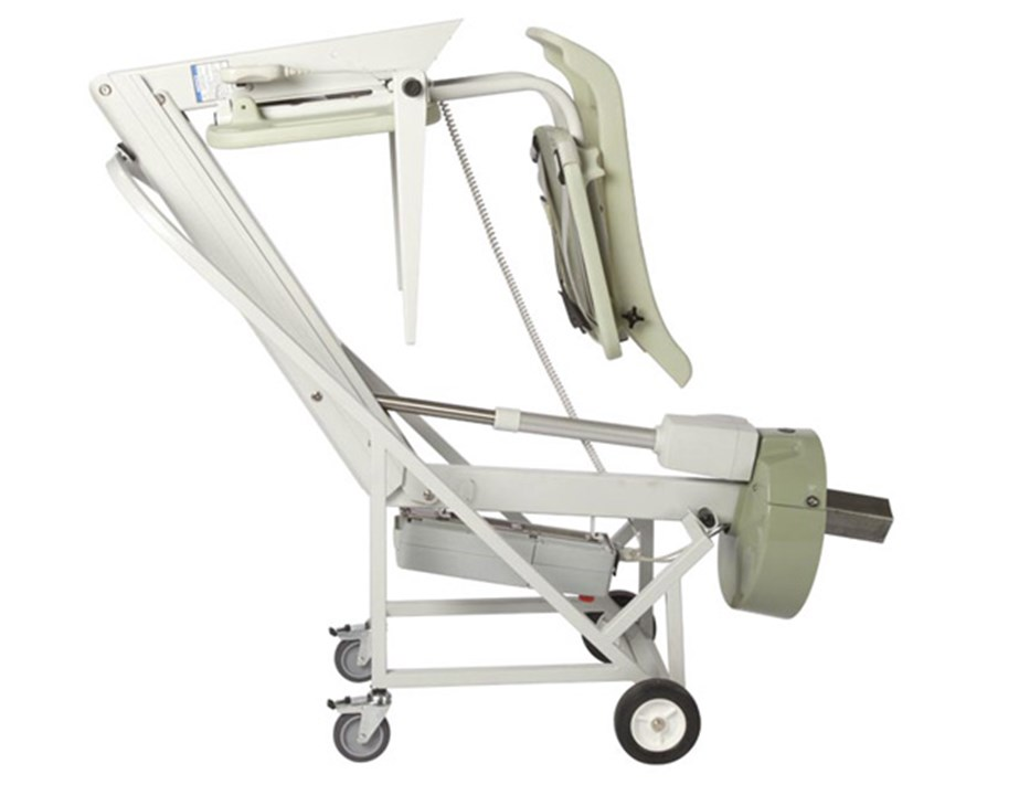 aXs Pool Lift Trolley