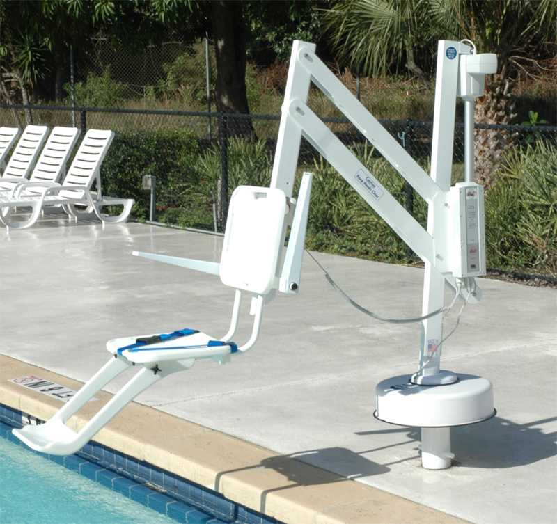 Splash Standard Pool Hoist
