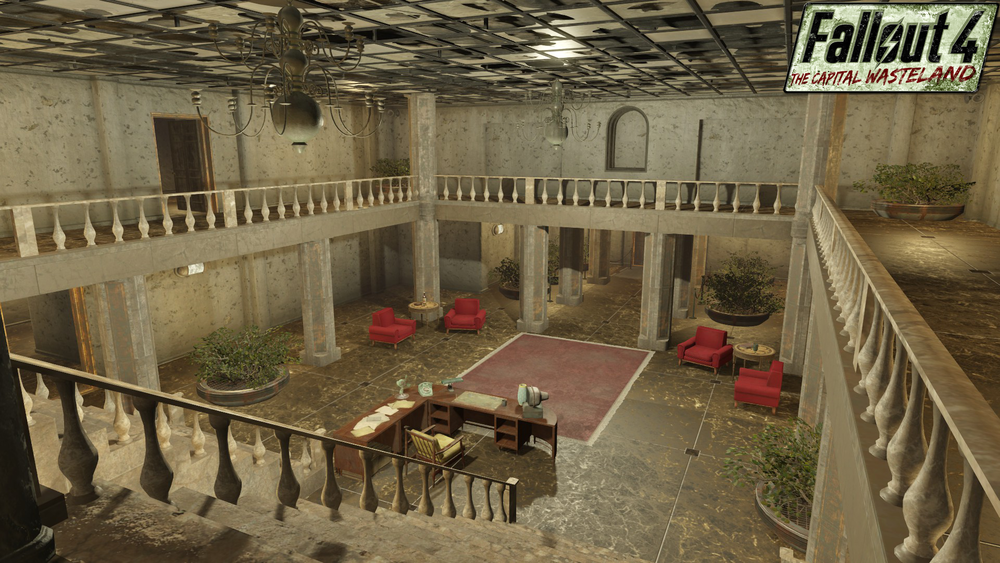 Tenpenny Tower Lobby