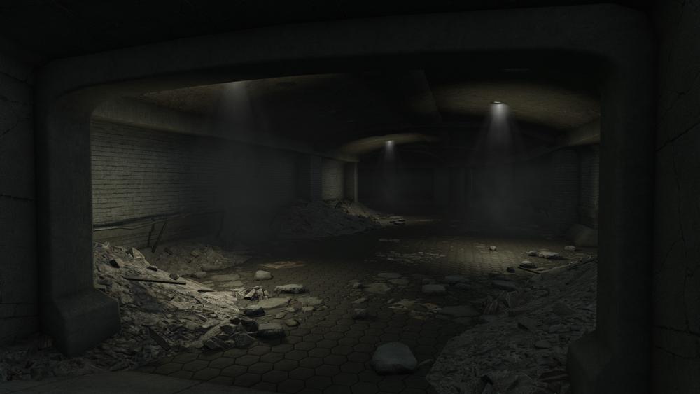 Metro Tunnels