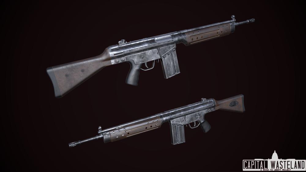 R91 Assault Rifle Options