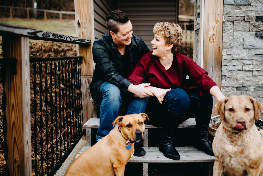 philter-photo-same-sex-marriage-engagement-photos-harrisburg-pa-photos-with-dogs
