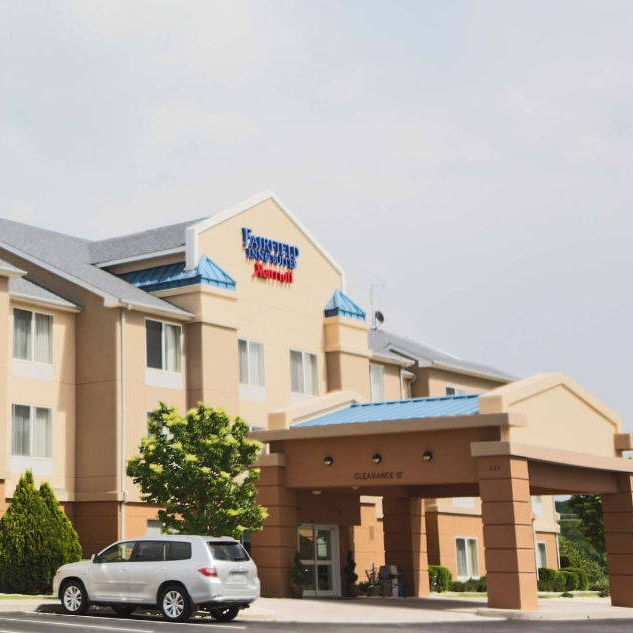 Berea - Fairfield Inn by MarriottAddress: 227 Paint Lick Road, Berea, KY 40403Phone: (859) 985-8191