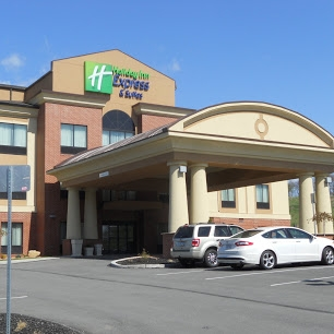 Greensburg - Holiday Inn ExpressAddress: 137 Blair Street, Greensburg, PA 15601Phone: 724-437-9194