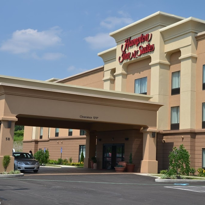 Sharon - Hampton Inn & SuitesAddress: 58 Winner Lane, West Middlesex, PA 16159Phone: (724) 528-3030