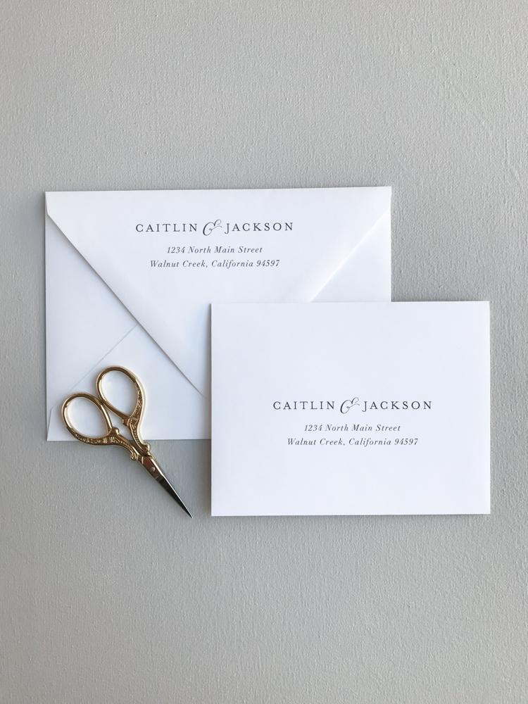 Envelopes -