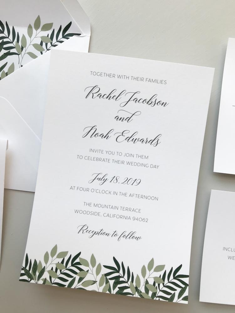 Botanical Garden Wedding Invitation Suite by Just Jurf-2.jpg