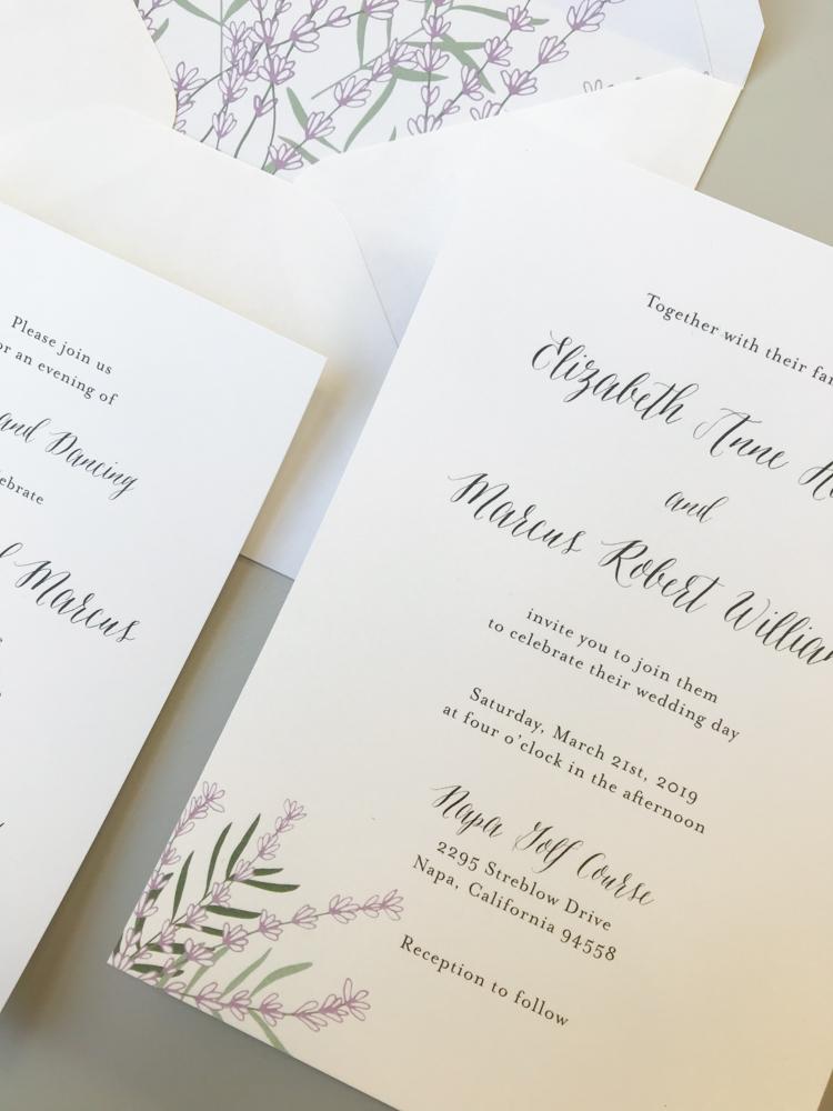 Lavender Floral Wedding Invitation Suite by Just Jurf-3.jpg