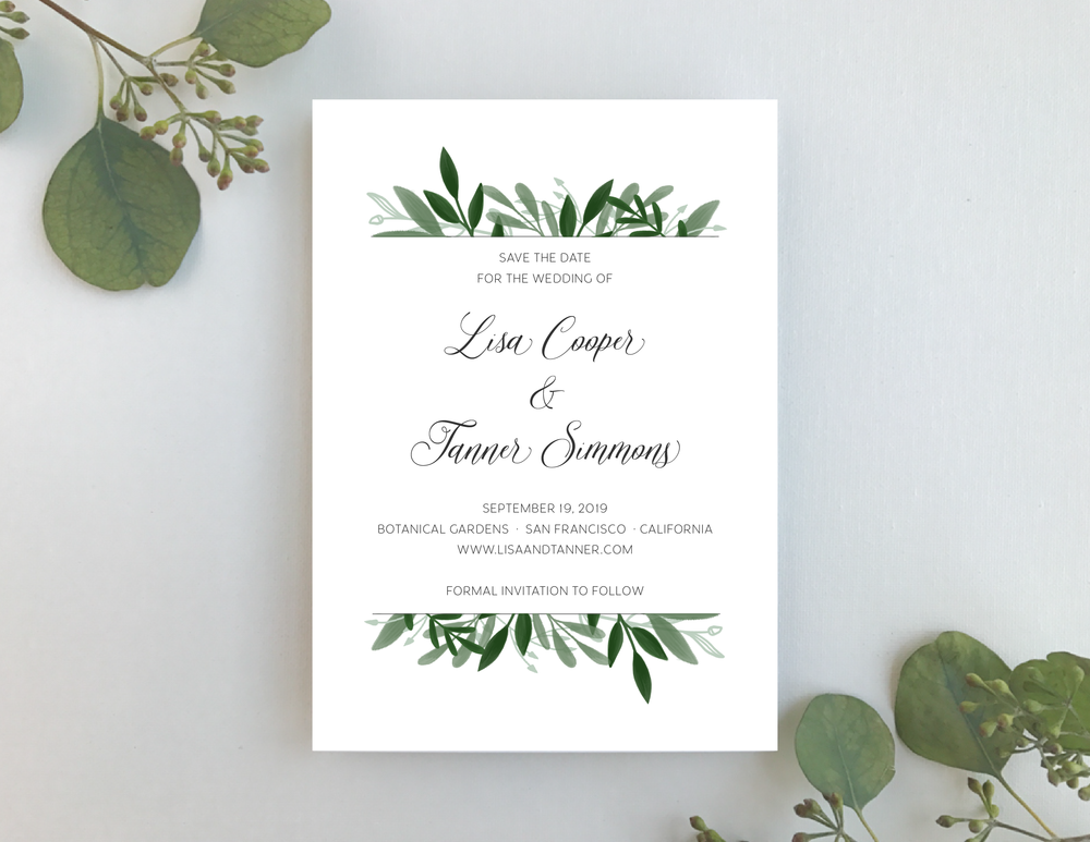 Elegant Greenery Save the Date by Just Jurf-01.png