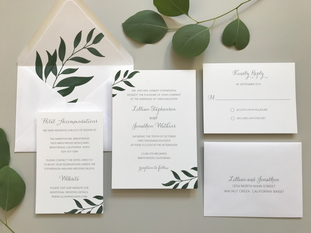Botanical Leaf Wedding Invitation Suite-2.jpg