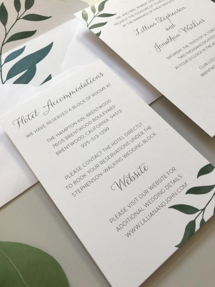 Botanical Leaf Wedding Invitation Suite-4.jpg