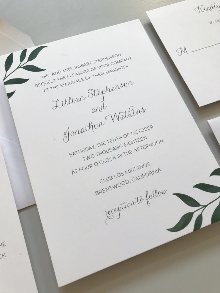 Botanical Leaf Wedding Invitation Suite-6.jpg