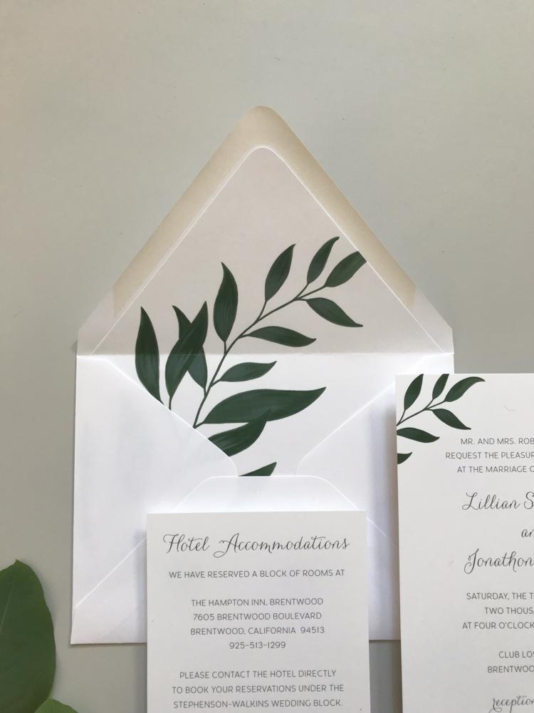 Botanical Leaf Wedding Invitation Suite-7.jpg