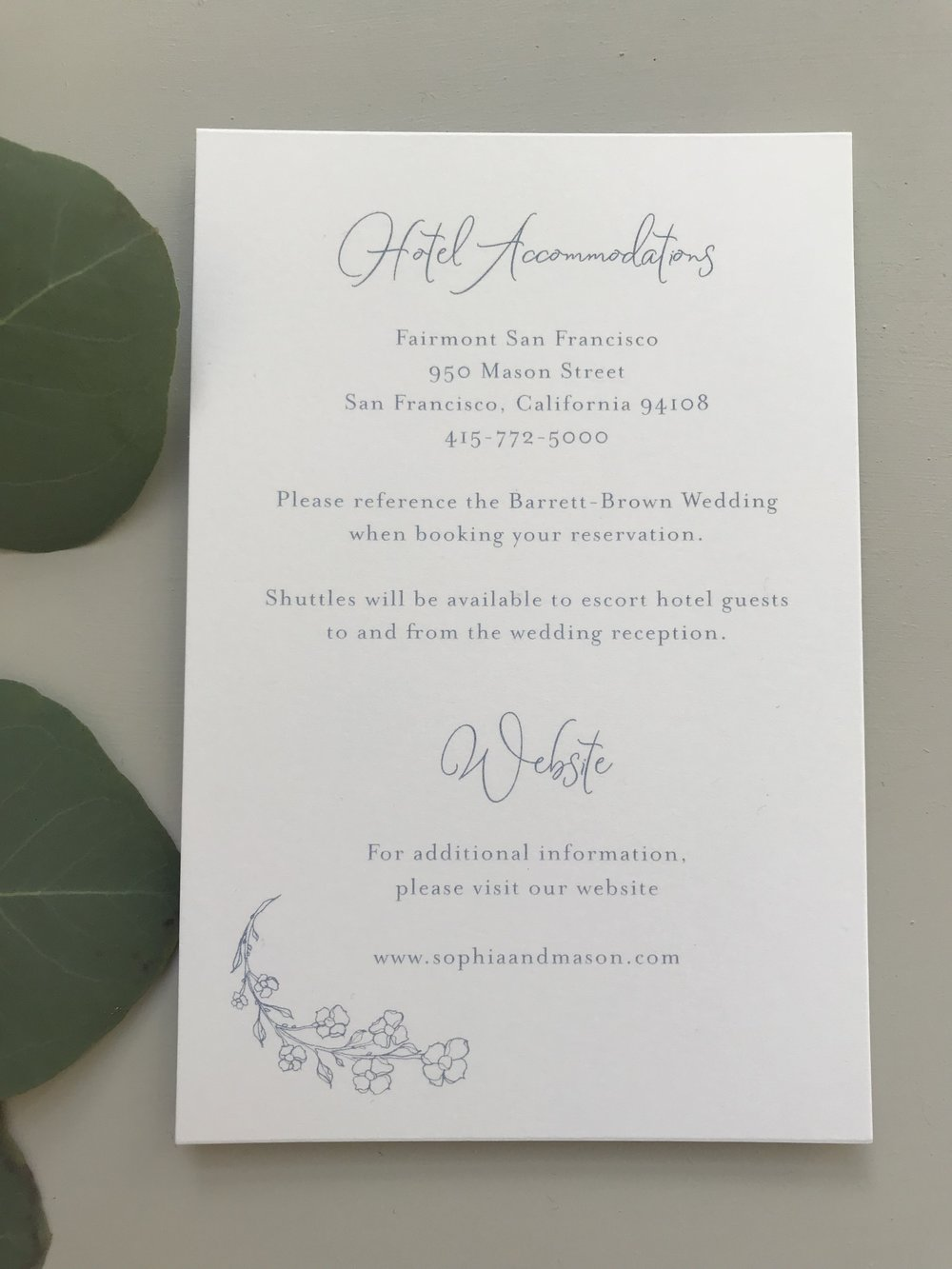 Dusty Blue Floral Wedding Invitation by Just Jurf-9.jpg