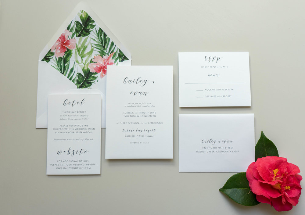 Tropical Floral Wedding Invitations by Just Jurf-2.jpg