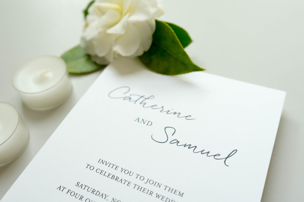 *Black and White Floral Wedding Invitation by Just Jurf-8.jpg